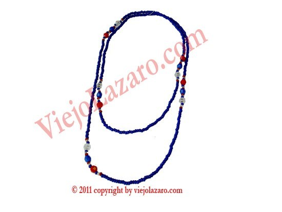 Olokun Necklace fine