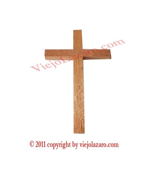 Wooden Crucifix ( Cedro) 1