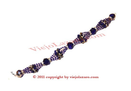Yemaya Ide in Glass Beads