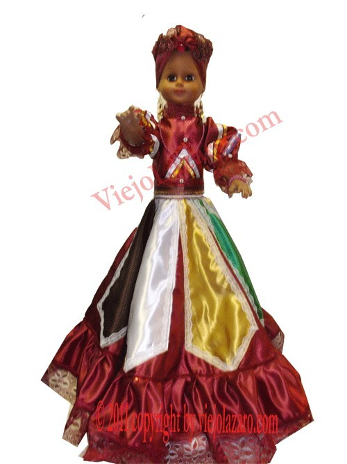 9 Colors Oya Doll 3