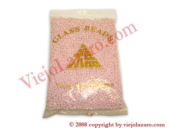 Glass Beads-Pink