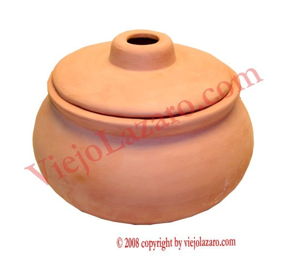 Osain Clay Jar