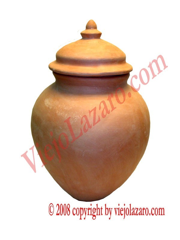 Clay Jar 4 (Olokun)