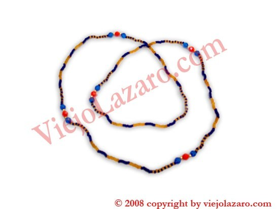 Oshosi Necklace fine