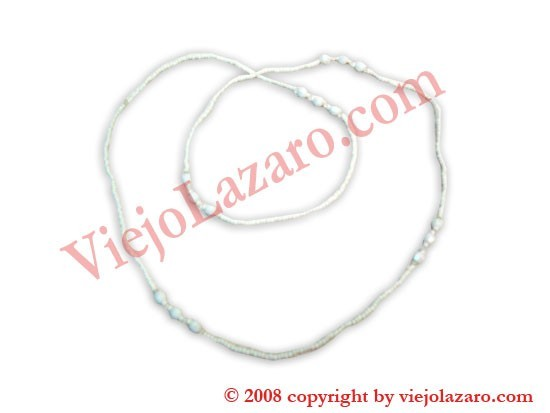 Obatala Necklace fine