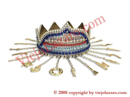 Yemaya Crown (Okute)