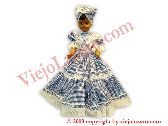 Black Doll for Yemaja