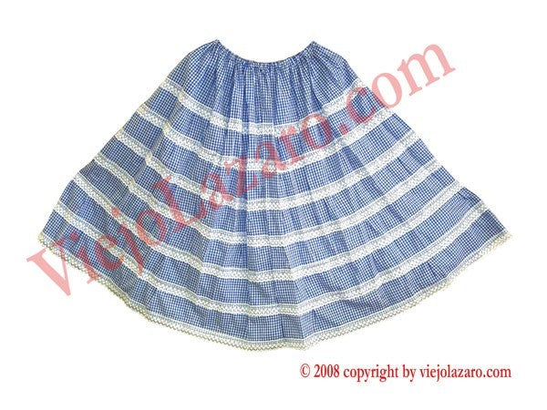 Yemaya Skirt ( Ginga)
