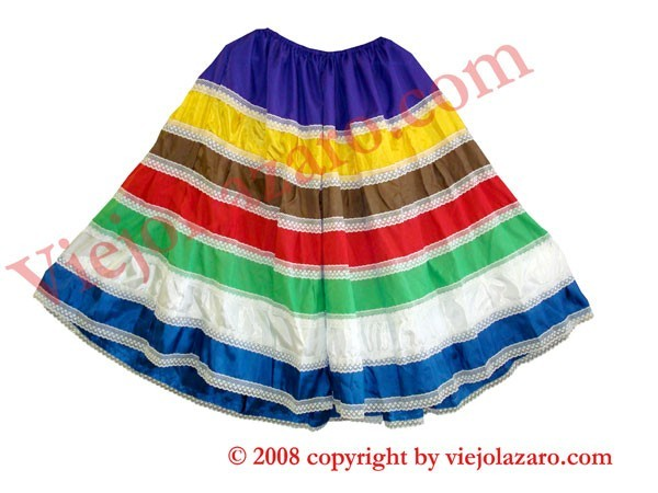 7 Colors Skirt
