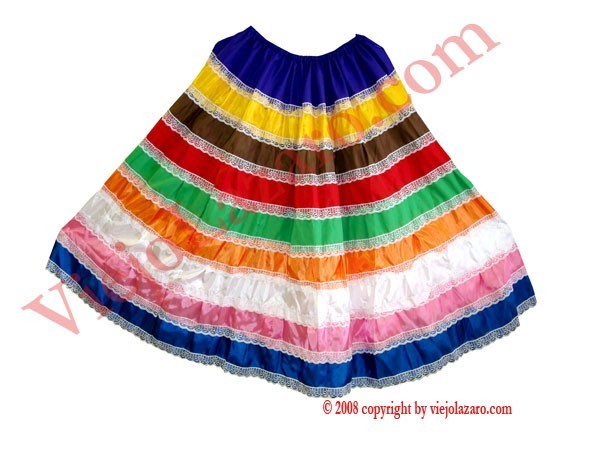 9 Colors Skirt