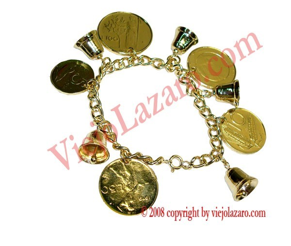 Bracelet of Money and Bells