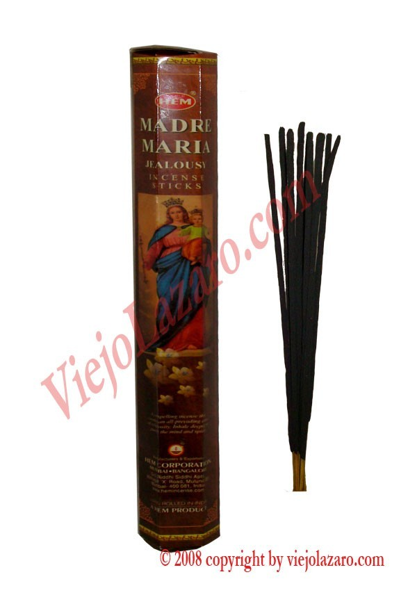 Madre Maria Incense Sticks