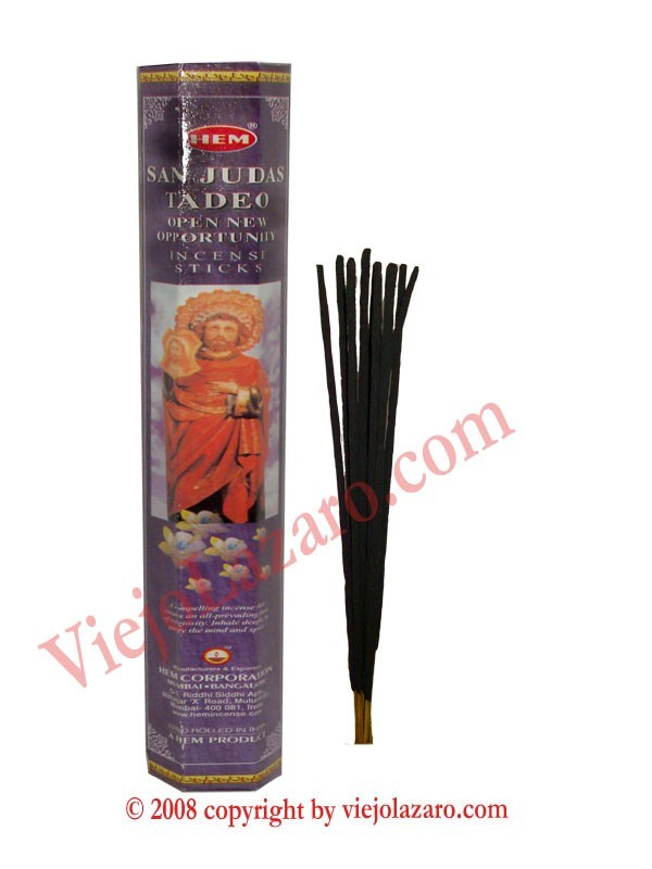 San Judas Incense Sticks