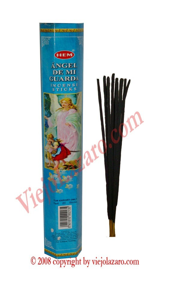 Angel de mi Guarda Incense Sticks