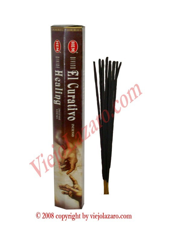 Divine Healing Incense Sticks
