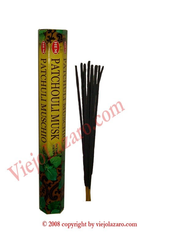 Patchouli Musk Incense Sticks