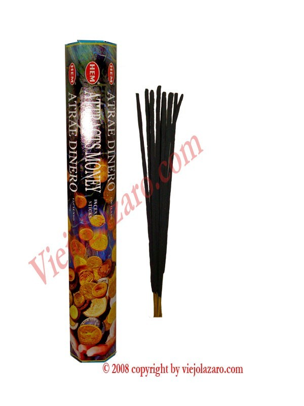 Attracts Money Incense Sticks
