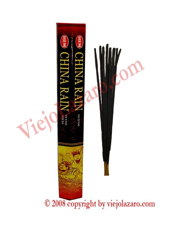 China Rain Incense Sticks