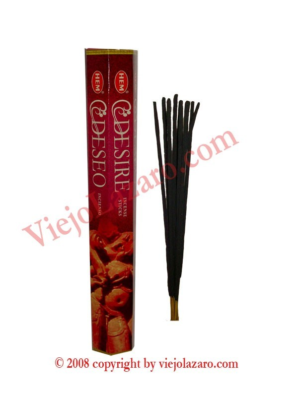 Desire Incense Sticks