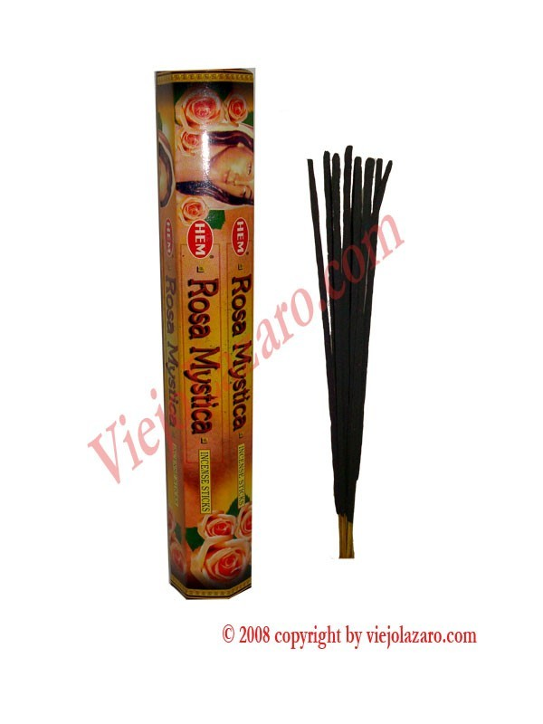 Rosa Mystica Incense Sticks