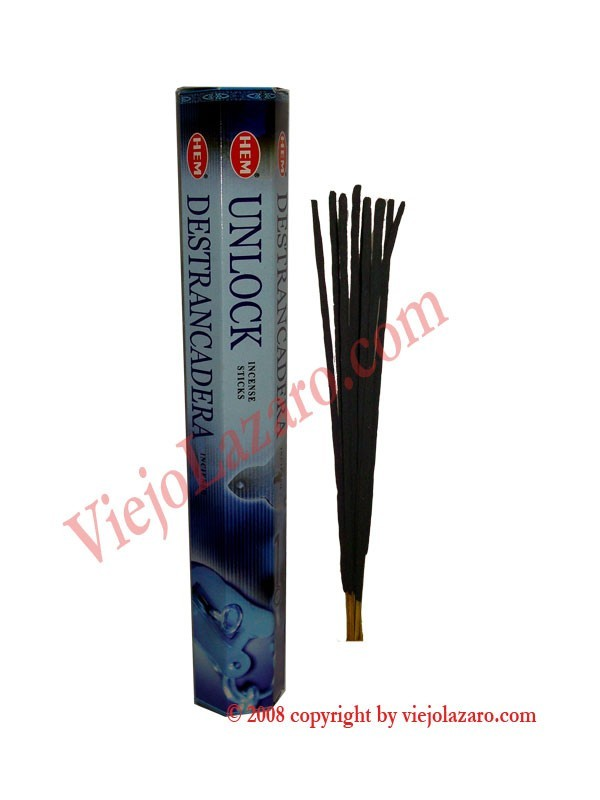 Unlock Incense Sticks