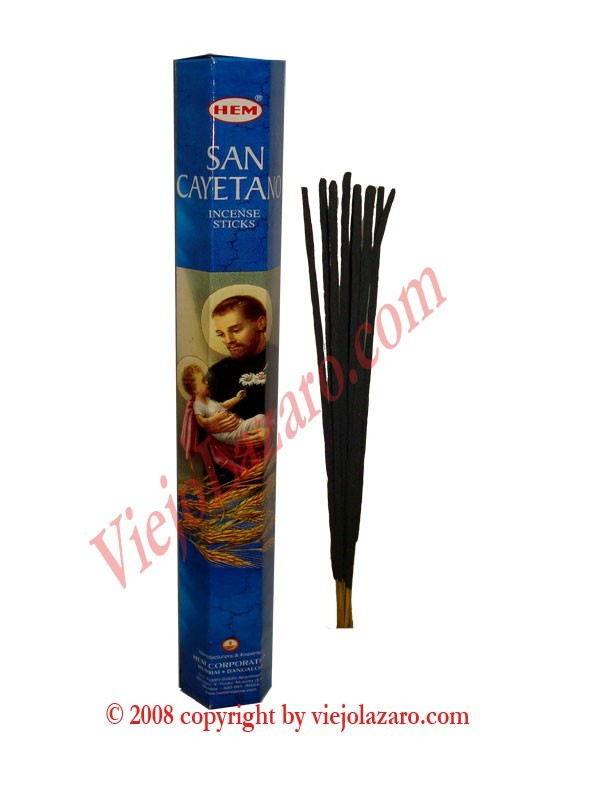 San Cayetano Incense Sticks