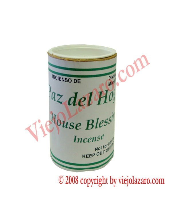 House Blessing Incense