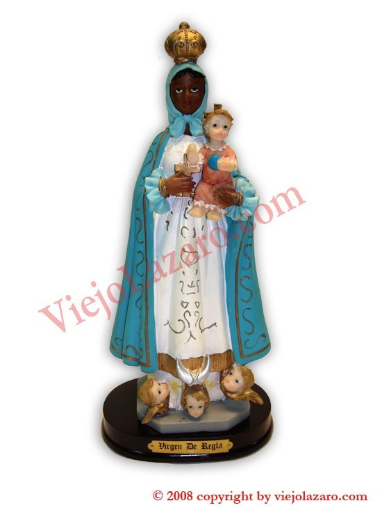 Virgen de Regla 2 (Virgin of Law)