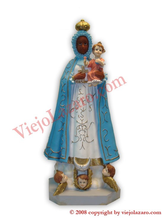 Virgen de Regla 3 (Virgin of Law)