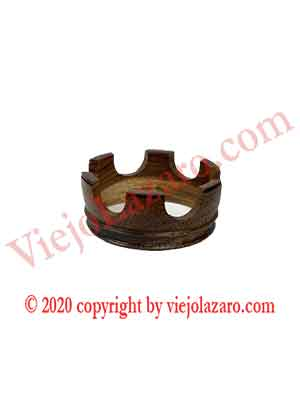 Shango Wooden Crown