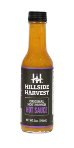 Original Hot Pepper Hot Sauce