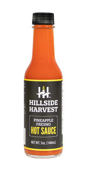 Pineapple Fresno Hot Sauce
