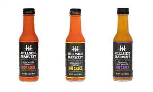 Hot Sauce Variety Pack