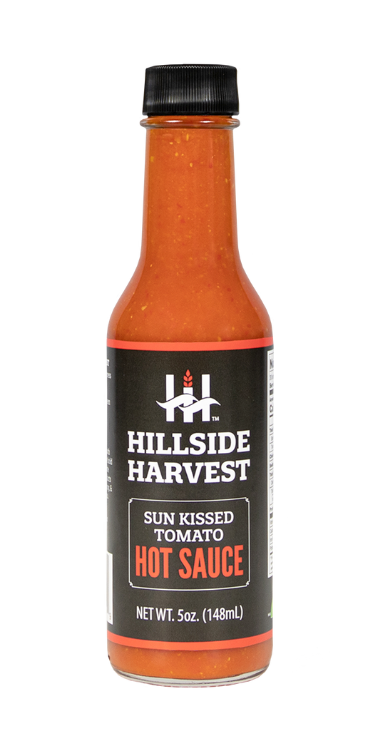 Sun Kissed Tomato Hot Sauce