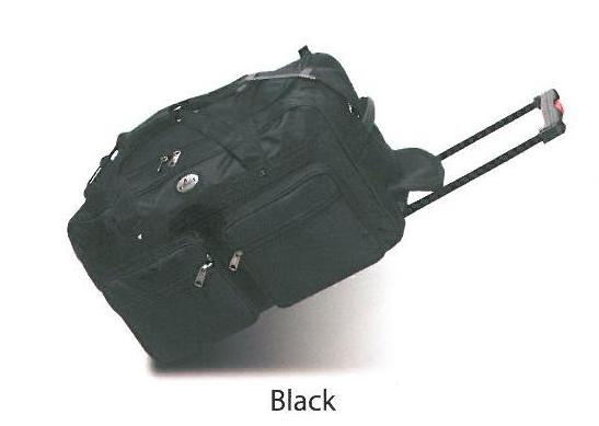 30-Inch Deluxe Wheeled Duffle