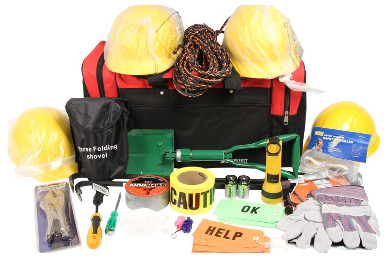 4 Person Light Search & Rescue Kit