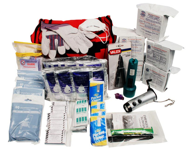 5 Person Econo  Office / Site Emergency Kits