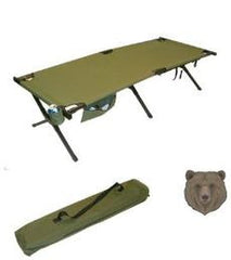 PIC Green EXTRA LARGE MILITARY COT