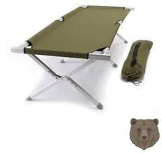 PIC Olive Green MILITARY COT