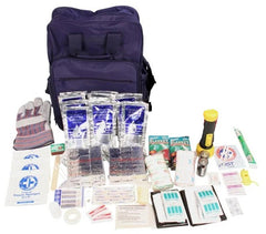 City of Ontario - Two Person Basic Emergency Backpack
