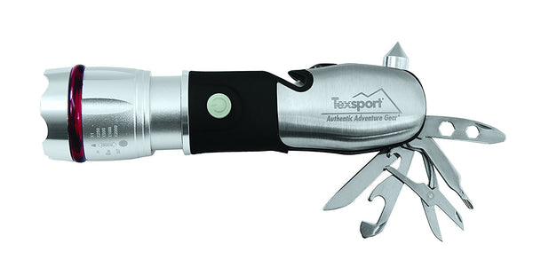 12 Function 3Watt CREE Escape Tool