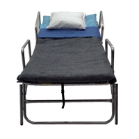 Emergency Disaster Survivor Bed