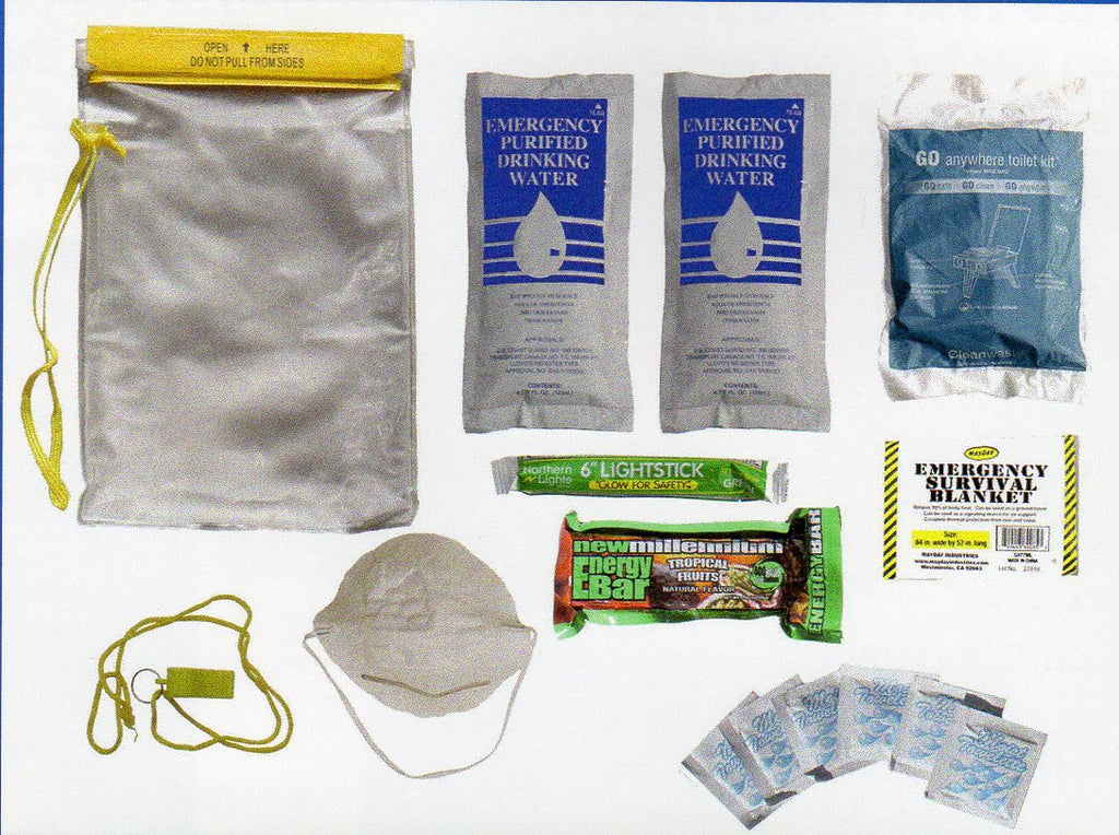 Highway Disaster Kit
