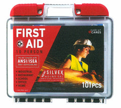 OSHA First Aid Kit 101 pieces