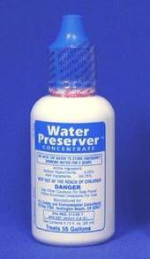 Liquid Water Preserver for 30 Gallon Drum