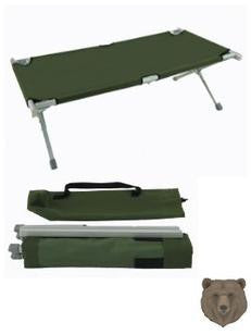 PIC Little Bear MILITARY COT