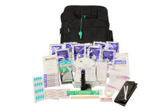 One Person Econo Kit in Waterproof Pouch or Backpack