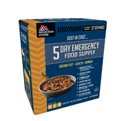 "Mountain House ""Just In Case"" 5 Day Emergency Food Supply Kit"