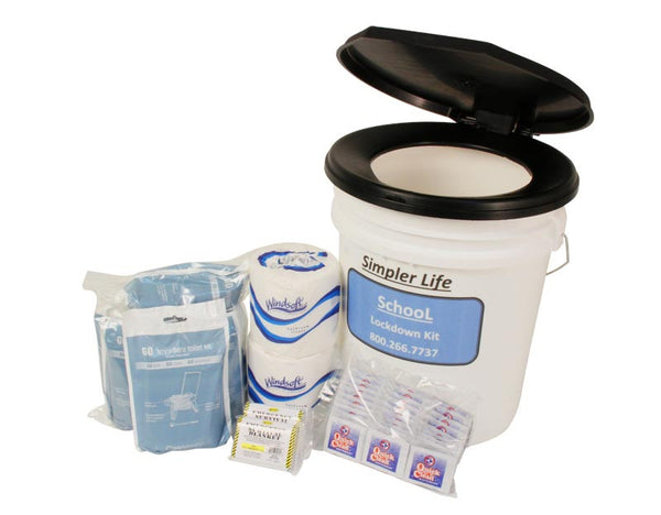 Short Term Lockdown Sanitation Kit