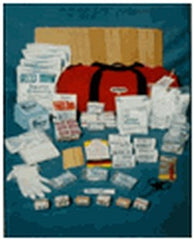 50 Patient Deluxe Medical Kit (1,594 pieces)